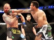 """Thể thao - UFC: Võ sĩ """"hổ báo"""" đánh cả thầy giáo đối thủ"""