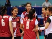 Thể thao - Bóng chuyền châu Á: Màn ngược dòng nghẹt thở của Việt Nam