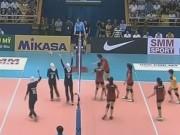 Thể thao - Việt Nam - Iran: 5 set căng thẳng (Bóng chuyền nữ châu Á)