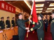 Thế giới - Cải cách quân đội, TQ thành lập lực lượng hậu cần mới