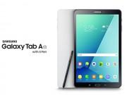 Thời trang Hi-tech - Ra mắt máy tính bảng Galaxy Tab A 2016, giá mềm