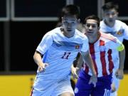 Bóng đá - Chi tiết futsal Việt Nam - Paraguay: Niềm an ủi muộn màng (KT)