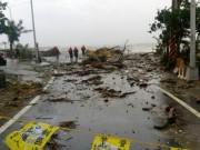 Thế giới - Ảnh: Siêu bão mạnh nhất năm 2016 càn quét Đài Loan