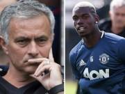 Bóng đá - MU - Mourinho: Bài toán tuyến giữa khó giải
