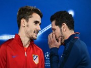 Bóng đá - Tin xấu Atletico: Simeone & Griezmann rục rịch ra đi