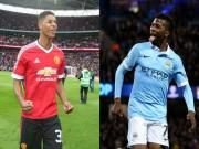 Bóng đá - Đọ sao trẻ MU - Man City: Iheanacho có hơn Rashford
