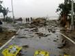Ảnh: Siêu bão mạnh nhất năm 2016 càn quét Đài Loan