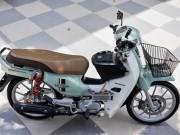 Thế giới xe - Honda Super Dream 110 độ siêu chất của dân chơi Việt