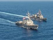 Thế giới - Nhật Bản cam kết tuần tra chung với Mỹ ở Biển Đông