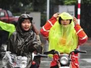 Tin tức trong ngày - Cuối tuần, cả nước có mưa