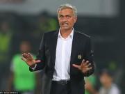"""Bóng đá - NHA trước vòng 5: Mourinho cố mà """"bằng"""" Van Gaal"""
