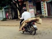 Tin tức trong ngày - Lời kể đầy ám ảnh của người chở xác bằng xe máy