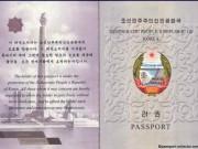 Thế giới - Hé lộ hộ chiếu của đất nước bí ẩn Triều Tiên