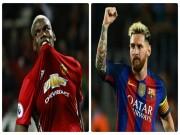 Bóng đá - MU: Pogba đá kém vì cố bắt chước Messi