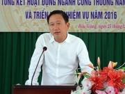 Tin tức trong ngày - Phát lệnh truy nã quốc tế ông Trịnh Xuân Thanh