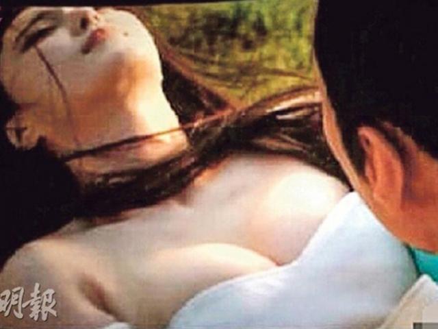 Đỏ mặt với những cảnh phim táo bạo của Phạm Băng Băng