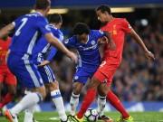 """Bóng đá - Chelsea - Liverpool: Siêu phẩm """"cứu"""" đại chiến"""