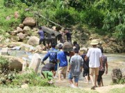 Tin tức trong ngày - Bi thương vụ 10 người bị cuốn trôi ở Thanh Hóa
