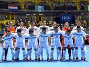 Bóng đá - ĐT futsal Việt Nam – Ý: Nhiệm vụ bất khả thi
