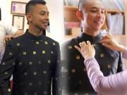 Thời trang - Sự thật đằng sau áo dài dát vàng 6000 USD của Chí Anh