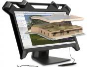 Công nghệ thông tin - HP giới thiệu màn hình thực tế ảo đầu tiên