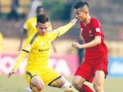 Bóng đá - V.League nóng 4 trận tranh cúp