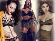 """Té xỉu vì thân hình  """" vệ nữ """"  của 4 giải Đồng siêu mẫu"""