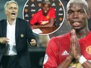 Bóng đá - MU: Pogba chơi tồi vẫn được Mourinho bênh vực