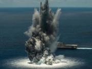 Thế giới - Mỹ cho nổ bom 4,5 tấn phá thử chiến hạm mới