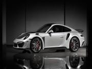 """Tin tức ô tô - Porches 911 Turbo S phiên bản độ """"cực chất"""" của TopCar"""