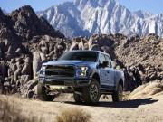 """Tin tức ô tô - Tiết lộ về """"siêu bán tải"""" Ford F-150 Raptor 2017"""