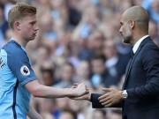 Bóng đá - Fan Man City: Cho cũng không đổi De Bruyne lấy Messi