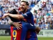 Bóng đá - Barca đại thắng ở Liga, Messi nhận nhiều tin vui