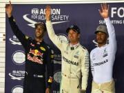 Thể thao - Phân hạng Singapore GP: Đỉnh cao Rosberg, vực sâu Vettel