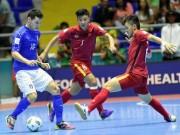 Bóng đá - Futsal Việt Nam – Italia: Tinh thần quả cảm