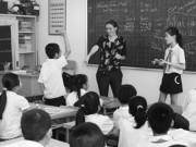 Giáo dục - du học - Dạy tiếng Anh trong trường phổ thông: Nên chọn SGK nước ngoài, dạy 12 năm