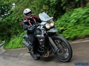 Thế giới xe - Triumph Tiger 800 XCA: Mãnh hổ đường trường hàng khủng