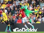 Bóng đá - Chi tiết Watford - MU: Nhấn chìm bằng quả penalty (KT)