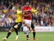 Bóng đá - Watford - MU: Chiến thắng lịch sử