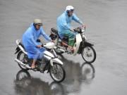 Tin tức trong ngày - Đầu tuần, mưa dông xuất hiện trên cả nước