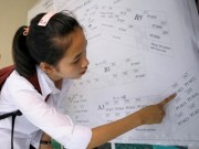 Giáo dục - du học - Dự thảo thi THPT quốc gia 2017: Bộ đề thi có chuẩn bị kịp?