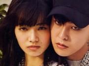 """Bất ngờ lộ ảnh  """" bạn gái """"  xinh như thiên thần của G-Dragon"""