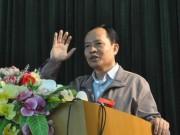 """Tin tức trong ngày - Bí thư Thanh Hóa Trịnh Văn Chiến phủ nhận thông tin có """"bồ nhí"""""""
