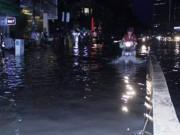 Tin tức trong ngày - Triều cường đạt đỉnh, nhiều tuyến đường SG có thể ngập