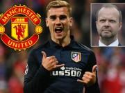 Bóng đá - MU chơi tệ, Mourinho quyết mua Griezmann 80 triệu bảng