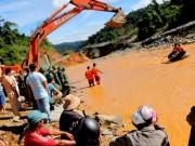 Tin tức trong ngày - Thủy điện Sông Bung 2 bị vỡ, thiệt hại 5 tỉ đồng
