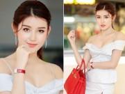 Thời trang - Thú vui mua sắm hàng hiệu chất ngất của Á hậu Huyền My