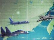 Thế giới - Chiến đấu cơ Mỹ-Trung vờn nhau nguy hiểm trên không