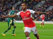 "Bóng đá - Arsenal: Walcott, ""con dao găm"" bí mật của Wenger"