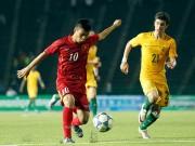 """Bóng đá - U16 Việt Nam """"gây sốc"""" trước U16 Úc ở giải châu Á"""